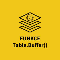 Funkce Table.Buffer
