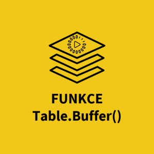 Funkce Table.Buffer