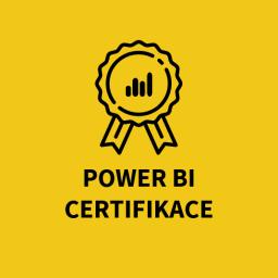 Power BI Certifikace