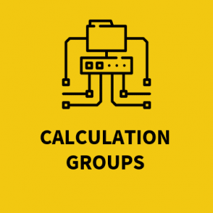 Calculation Groups
