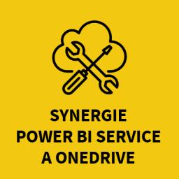 Synergie Power BI Service a OneDrive