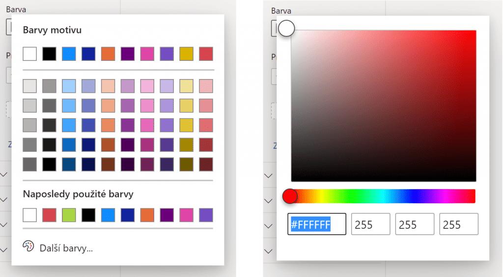 Power BI Color Picker