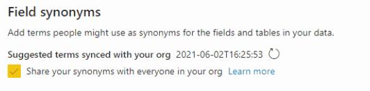 Synchronizace synonym